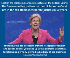 Amazing Elizabeth Warren Quotes