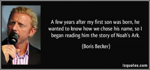 Quotes About First Born