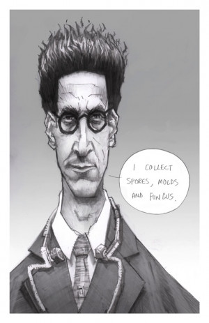 Dr. Egon Spengler by tomasoverbai on deviantART