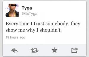 Tyga Twitter Quotes Tumblr ~ Tumblr Love Quotes Tyga | quoteeveryday.