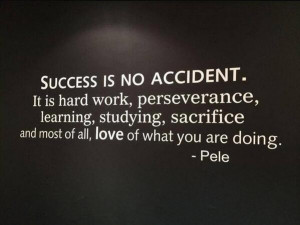Success is no accident / Doll Memories