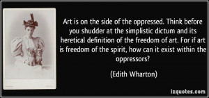 More Edith Wharton Quotes