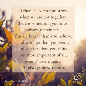 cancer quotes | October Lessons: Quotes for Caregivers | The Caregiver ...