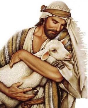 Jesus Pictures : My Good Shepherd