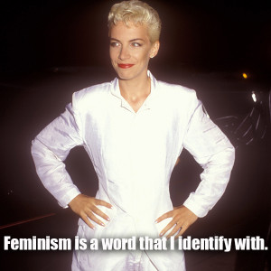 annie lennox-feminism quotes-celebrity quotes-goodhousekeeping.co.uk