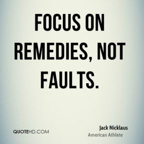 Jack Nicklaus Success Quotes