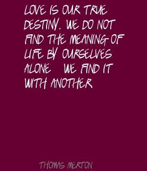More like this: thomas merton , thomas merton quotes and meaning of ...