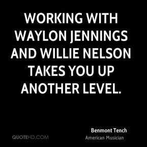 Benmont Tench - Working with Waylon Jennings and Willie Nelson takes ...