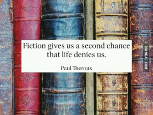Paul Theroux -