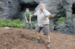 Kevin James stars as Griffin Keyes in Columbia Pictures' Zookeeper
