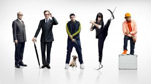 Download Kingsman The Secret Service Cast HD Wallpaper. Search more ...