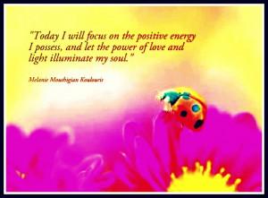 Positive Energy quote #2