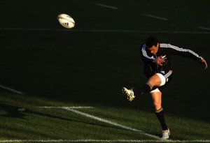 Dan Carter Back For The All