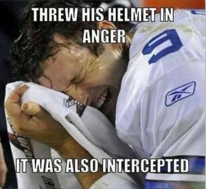 Dallas Cowboys Tony Romo Funny