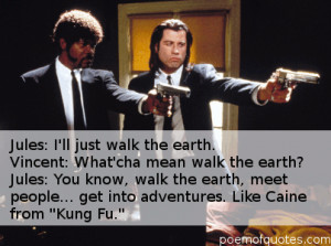 Quotations from Pulp Fiction