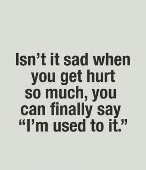 Very Sad Love quotes