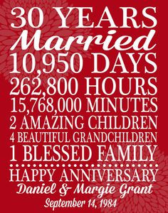 ... 40th 50th Anniversary by PlayOnWordsArt #quotes #weddings #anniversary