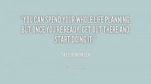 Life Planning Quotes