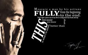 Gangsta Rap Quotes Life: Tupac Rap Gangsta Text Quotes D Wallpaper ...