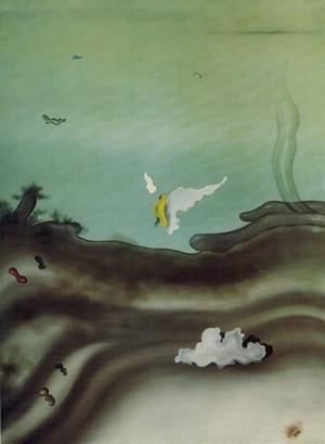 Yves Tanguy - 1929 - Four O'clock, Summer Hope: Summer Hope, Oclock ...