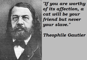 Theophile Gautier Quotes