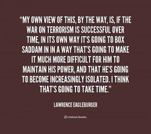 Lawrence Eagleburger Quotes