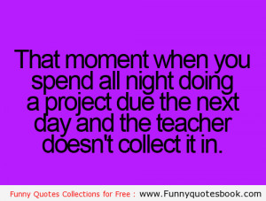 Funny facts about Your Assignment - Funny Images and Funny Quotes