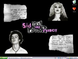 Sid and Nancy - Love Kills by daskyizblack