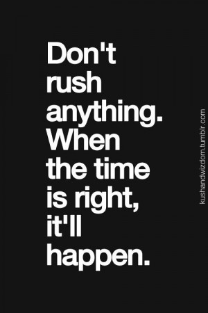 perfect timing # quotes