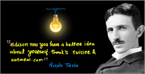 10 Photos of the Nikola Tesla Quotes