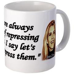 Ann Coulter Quote - Liberals are always accusing M