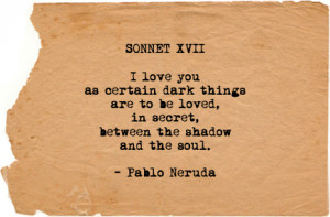 sonnetxvii pabloneruda