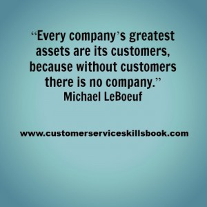 Organizations and customer service representatives that go out of ...