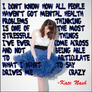 Kate nash Quote by kagura1