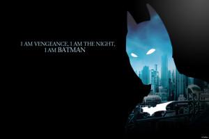 Batman Gotham City Wallpaper