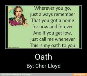 Oath♥