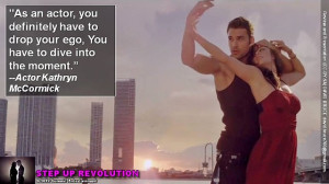 Quotes From Step Up Revolution
