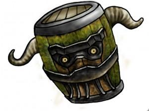 Barrels Pewdiepie Fan Art