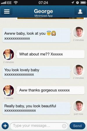Love him , #cute #texts Internet Site, Website, Web Site
