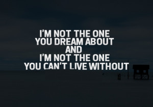 Im Alone Quotes I am not alone to live -
