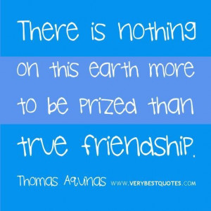 Quotes about friendship true friendship quotes there is nothing on ...