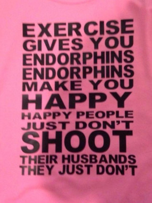 shirt with Legally Blonde quote