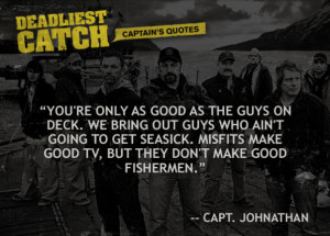 Captain Johnathan Hillstrand Quotes