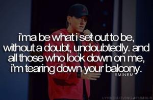 Not afraid- Eminem