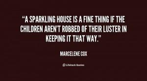 Marcelene Cox