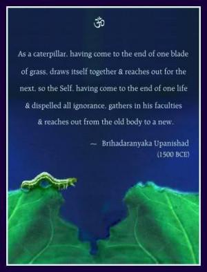 Some Beautiful Upanishad Quotes