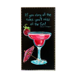 Happy Birthday Margarita Glass Happy birthday margarita