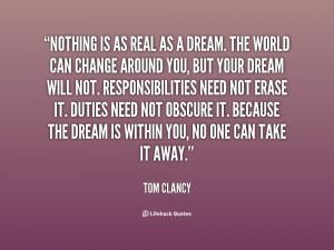 Tom Clancy Quotes