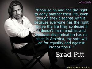 ... Gay, Tattoo Quotes, Brad Pitt, Pitt Fashion, Lgbt Quotes, Gay Pride
