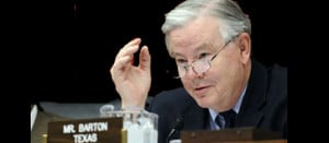 bill by Congressman Joe Barton of Texas would legalize gambling on ...
